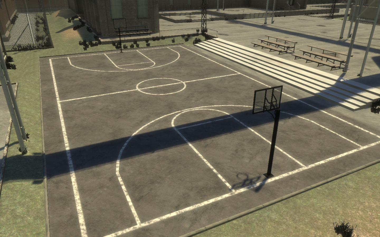 Campo de Baloncesto