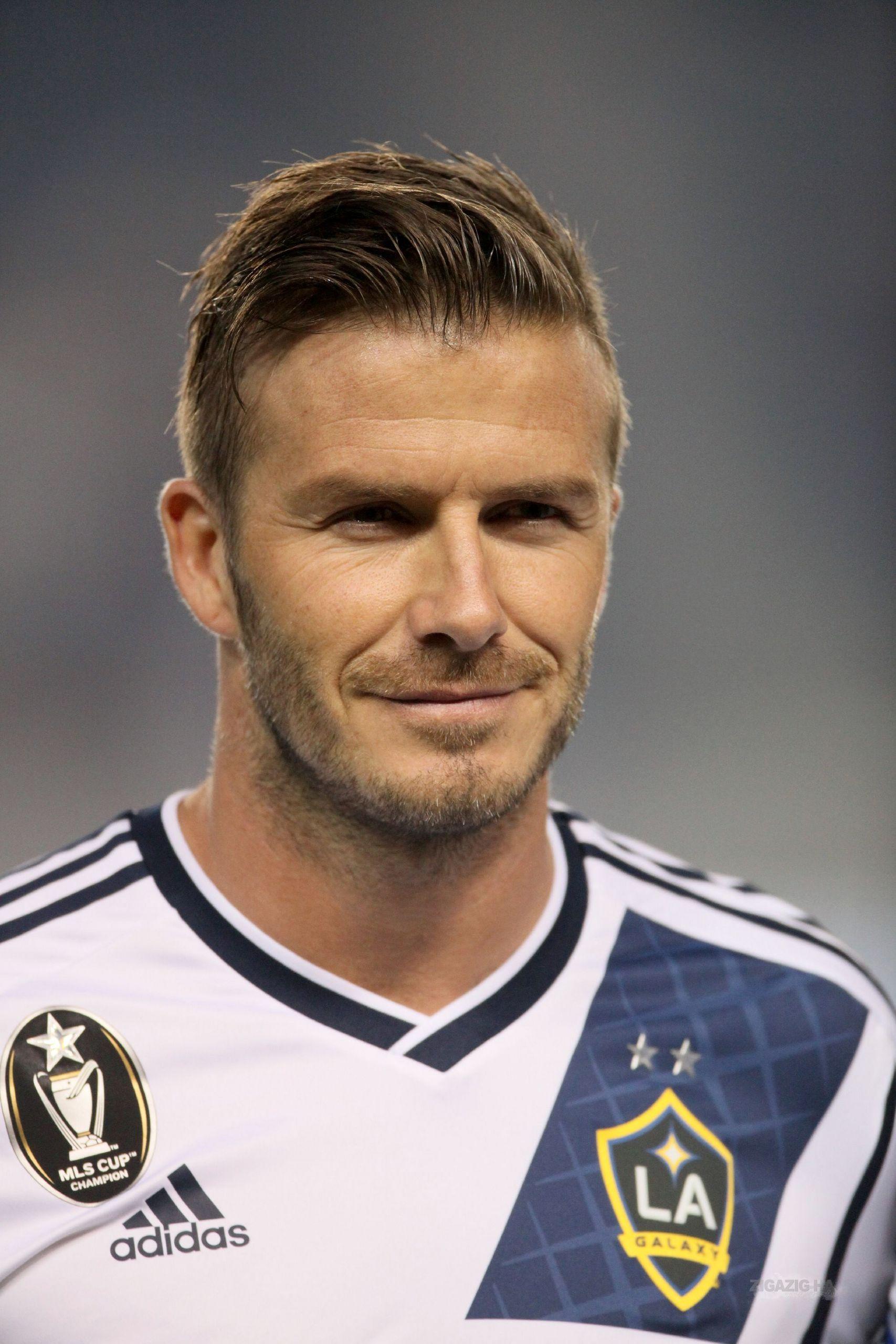 Peinado de David Beckham