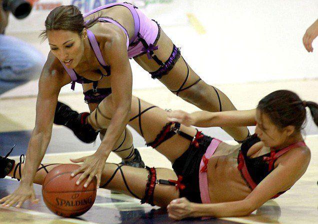 Baloncesto y Lencería