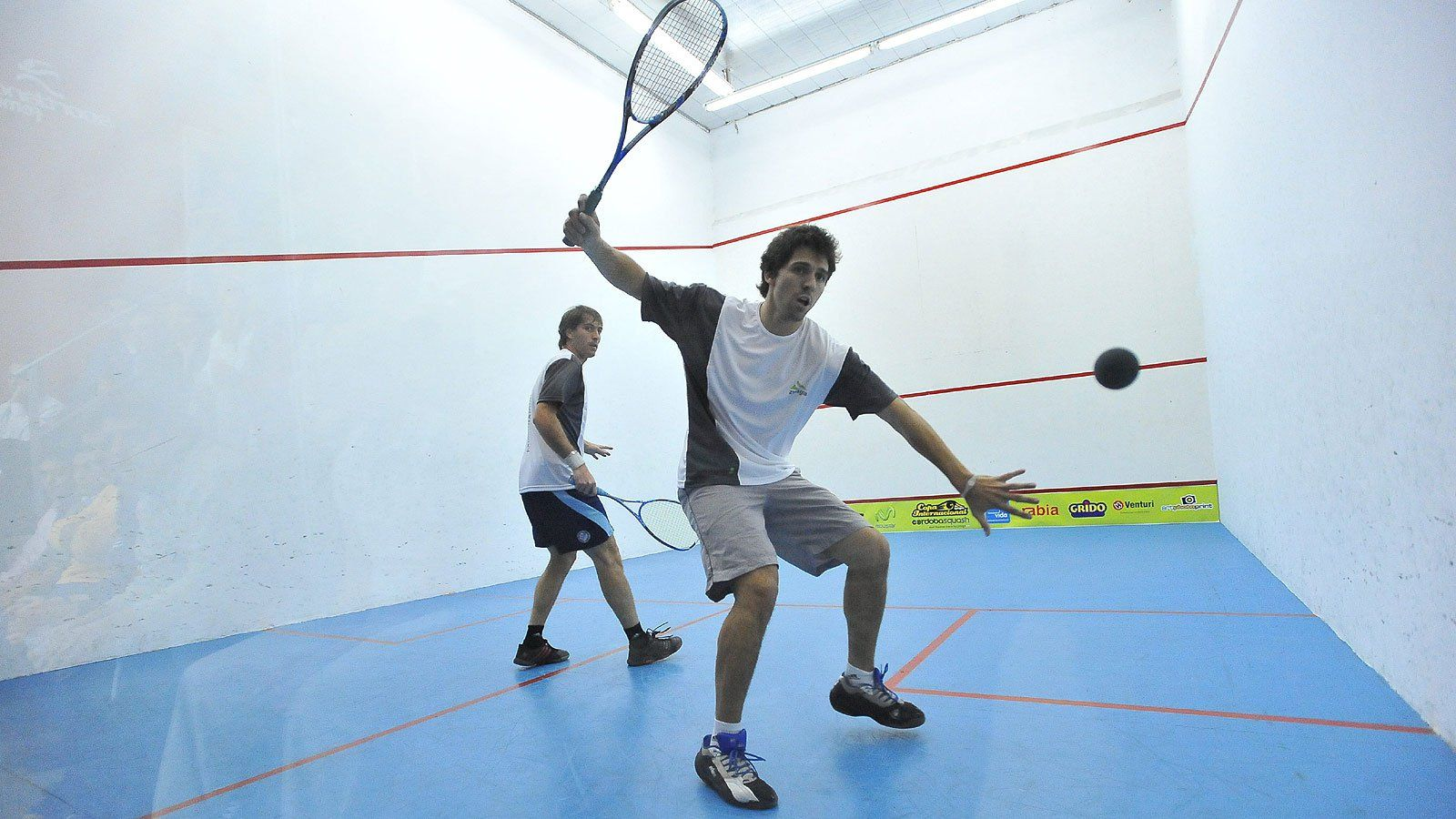 Squash deporte olímpico
