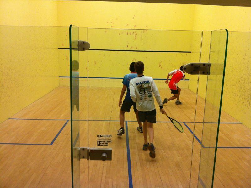 Squash en las olimpiadas
