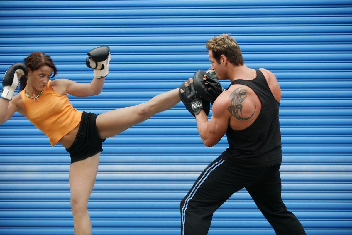 Kick Boxing Femenino