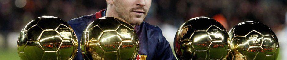¿Cuántos Balones de Oro mas Ganará Messi?