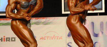 Musculo y Curvas, una Combinación Interesante
