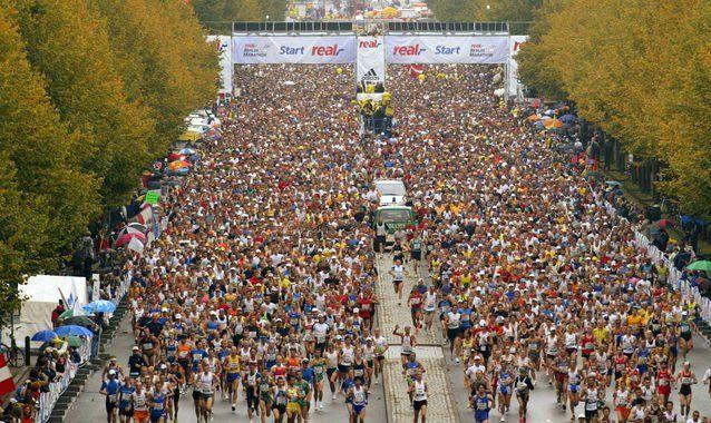 Correr la Maratón de Berlín
