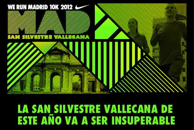 Nike Run Madrid San Silvestre