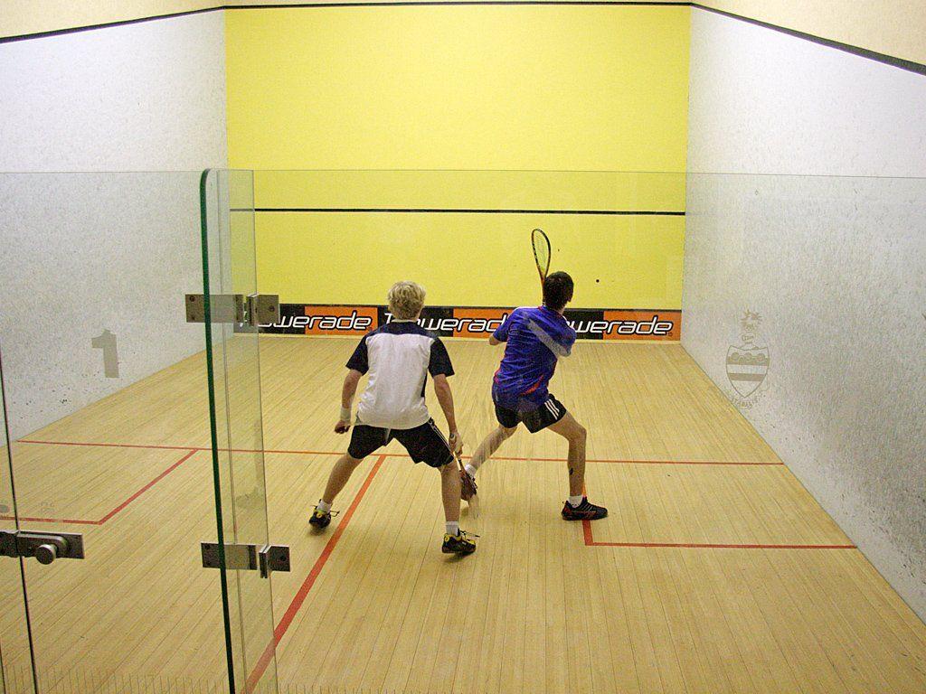 Aprender a jugar a squash