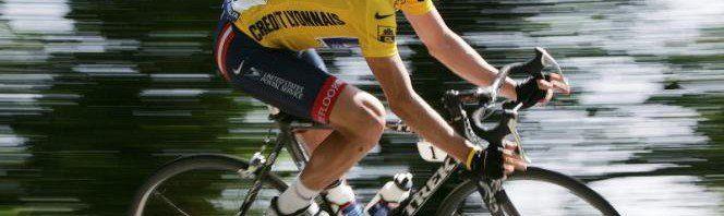 Armstrong Excluido de una Prueba de Natación
