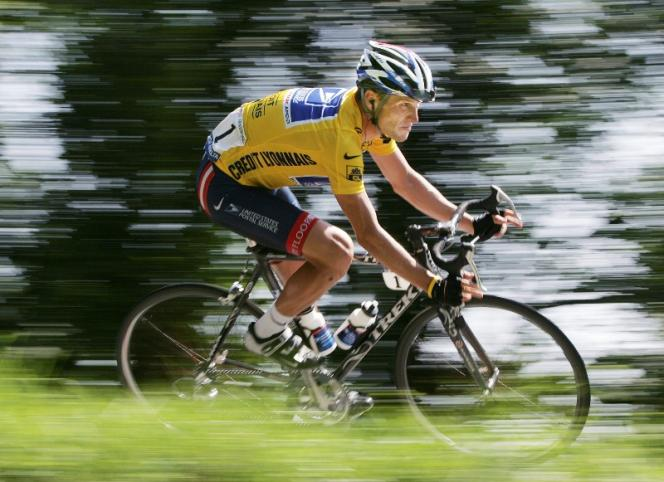 Lance Armstrong Tour 2004