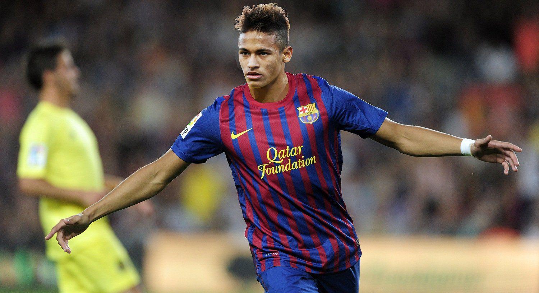 Neymar al FC Barcelona