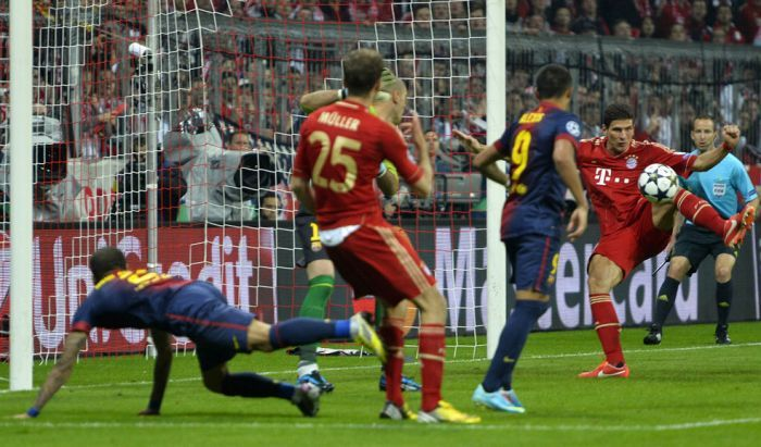 Bayern Barça Champions 2013