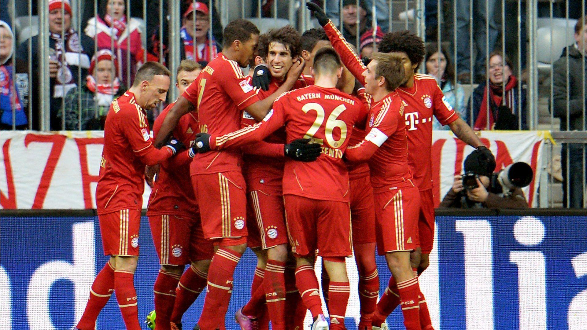 Bayern de Munich 2013
