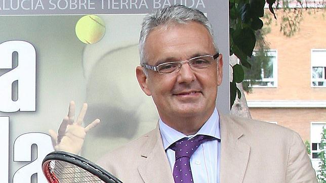 Luis Escañuela Federación Española de Tenis