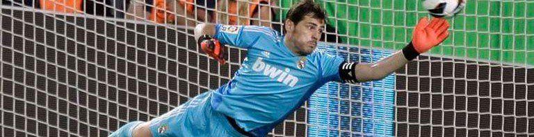"""Iker Casillas una vez más """"El Mejor portero del mundo"""""""