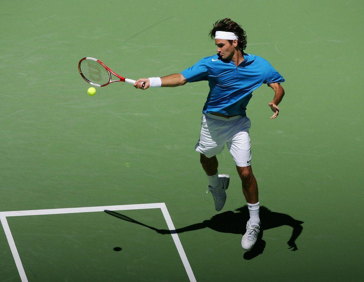 Elección de Raqueta de Roger Federer