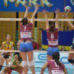 Finalistas de la Superliga de Voleibol Femenino: Haro Rioja y Nuchar