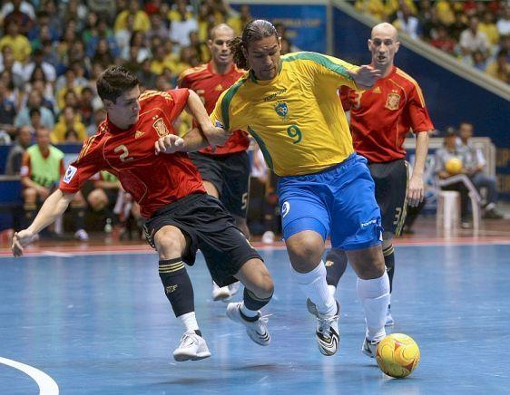 Técnicas de Fútbol Sala