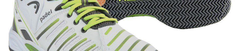 Las Zapatillas de Pádel