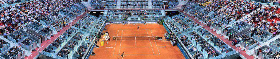 Las Mejores Pistas de Tenis en Madrid