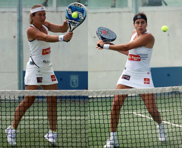Carolina Navarro y Cecilia Reiter
