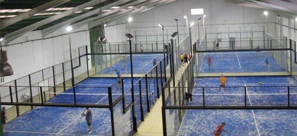 Padel Indoor Castellbisbal