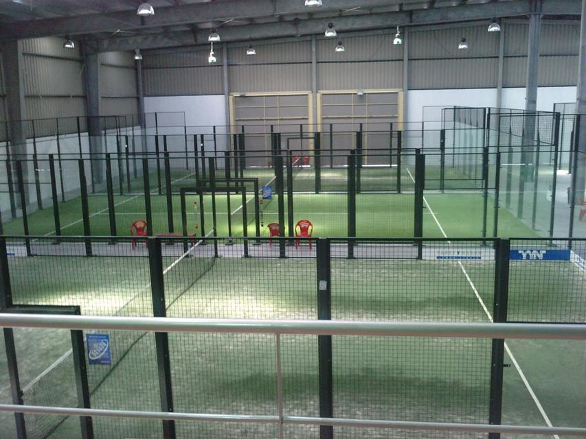 Pistas Padel Indoor