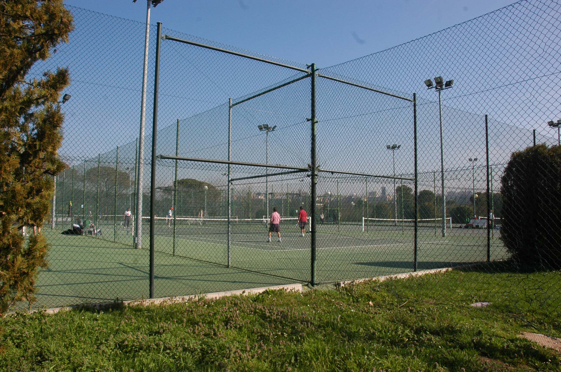 Club Tenis Casa de Campo Madrid