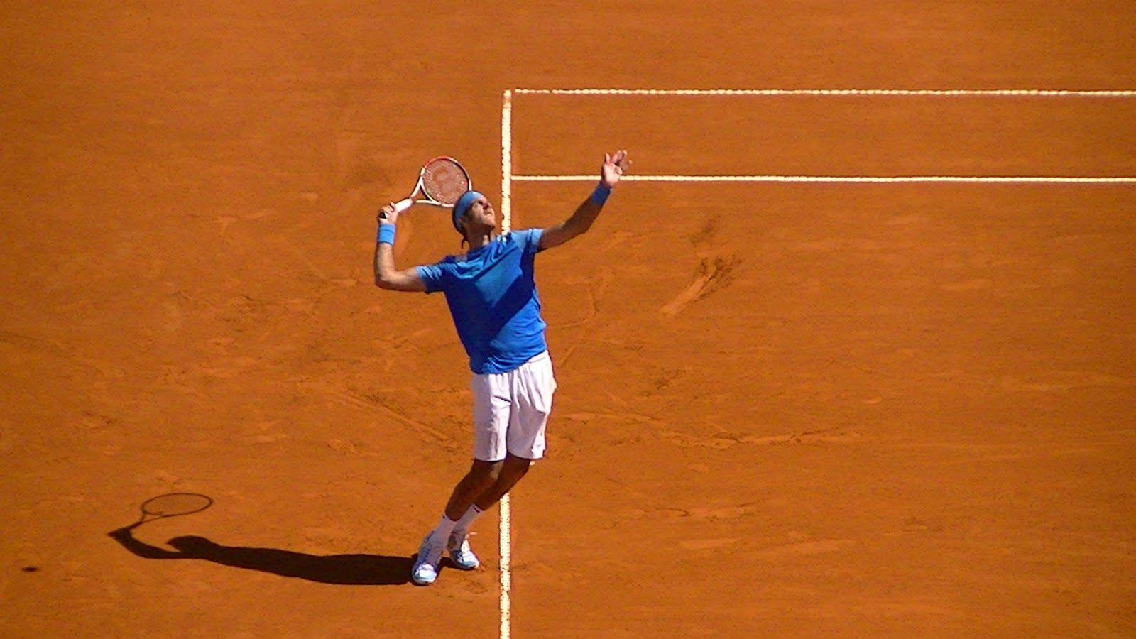 El Saque en el Tenis