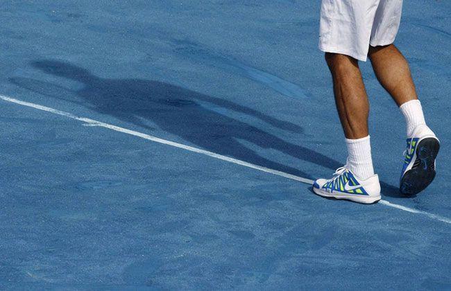 Superficie tenis sintética