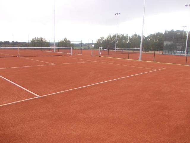 Superficie tenis tierra batida