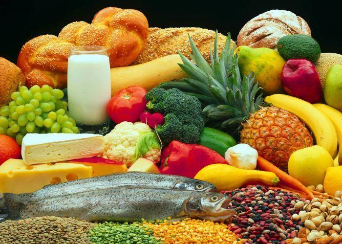 Alimentos saludables para el deporte