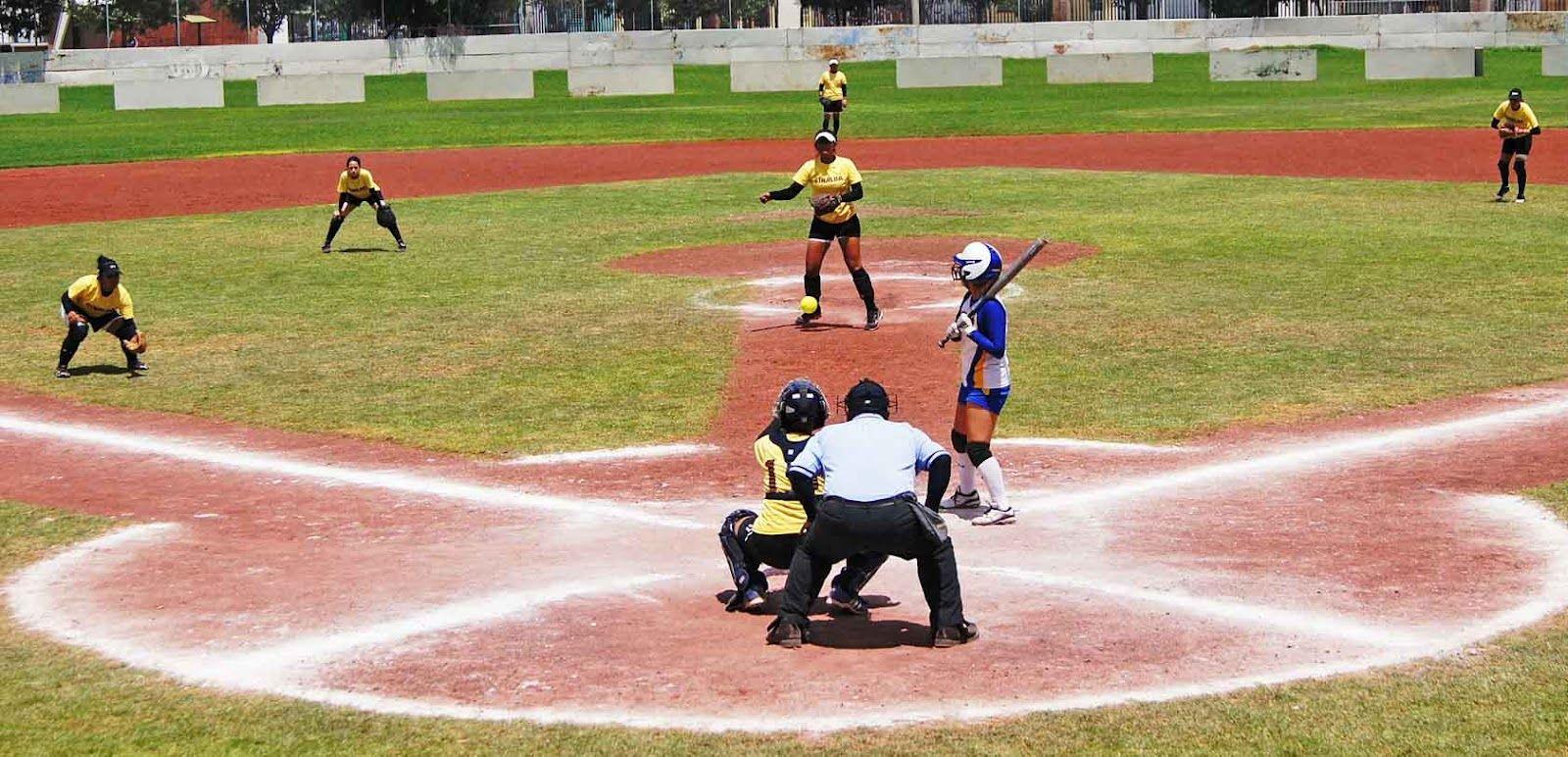 191 Qu 233 Es El Softbol