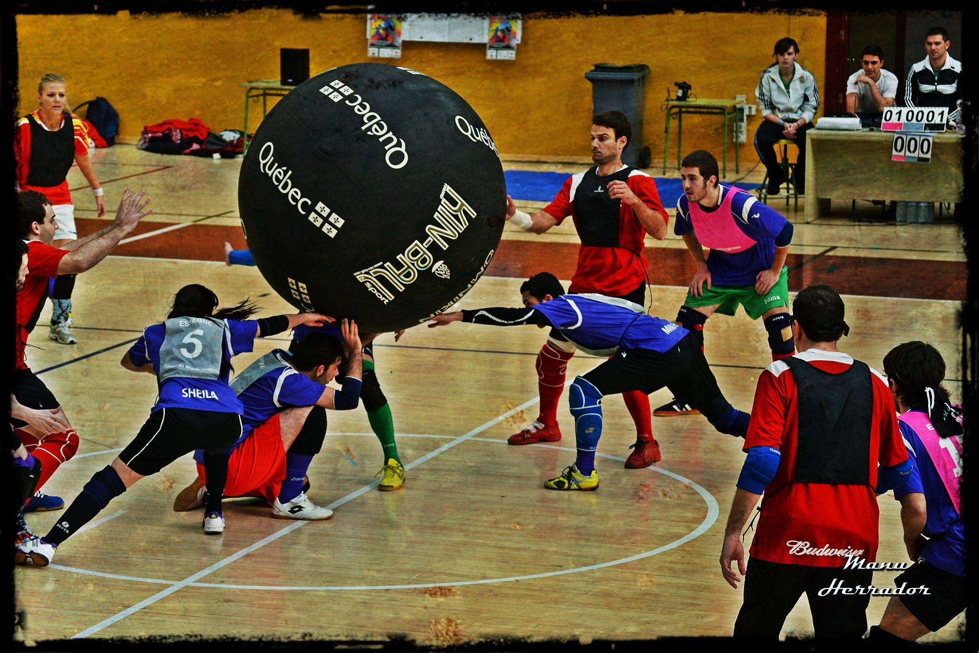 Kin-Ball Sport