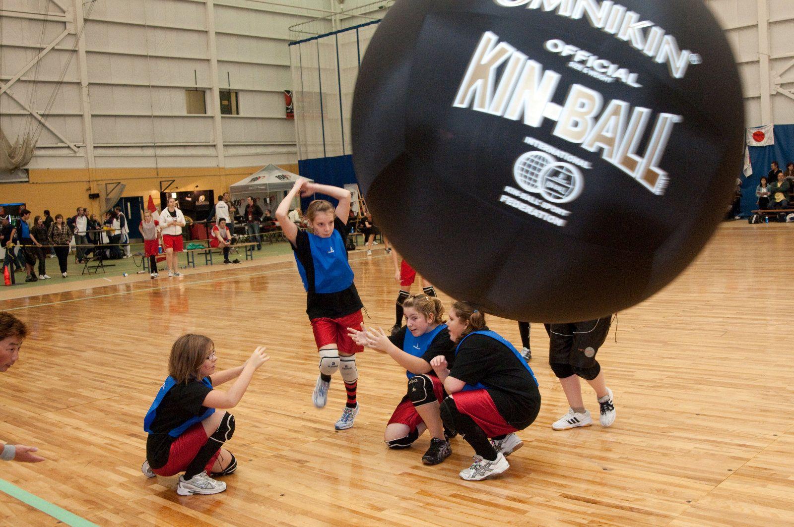 Que es el Kin-Ball