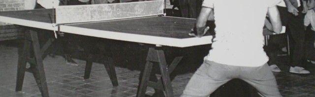 Breve Historia del Tenis de Mesa / Ping Pong
