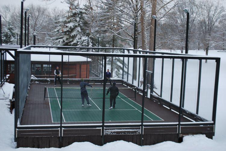Tenis Plataforma