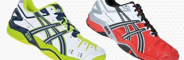 Tipos de Zapatillas para Jugar a Pádel